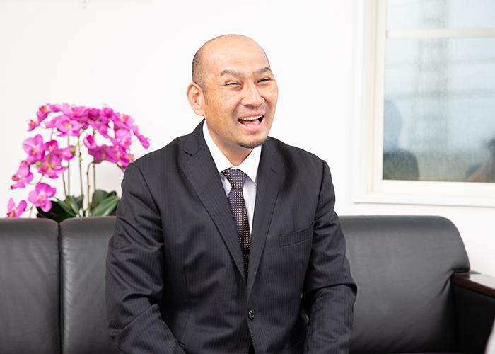 採用担当者インタビュー画像3